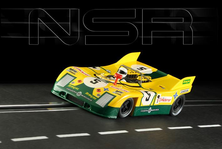 NSR - Porsche 908/3 #5, Montjuich, 24h Le Mans 1972: 0095SW