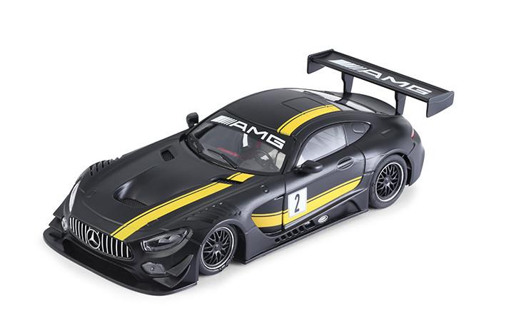 NSR - Mercedes AMG, Test Car Black: 0098AW