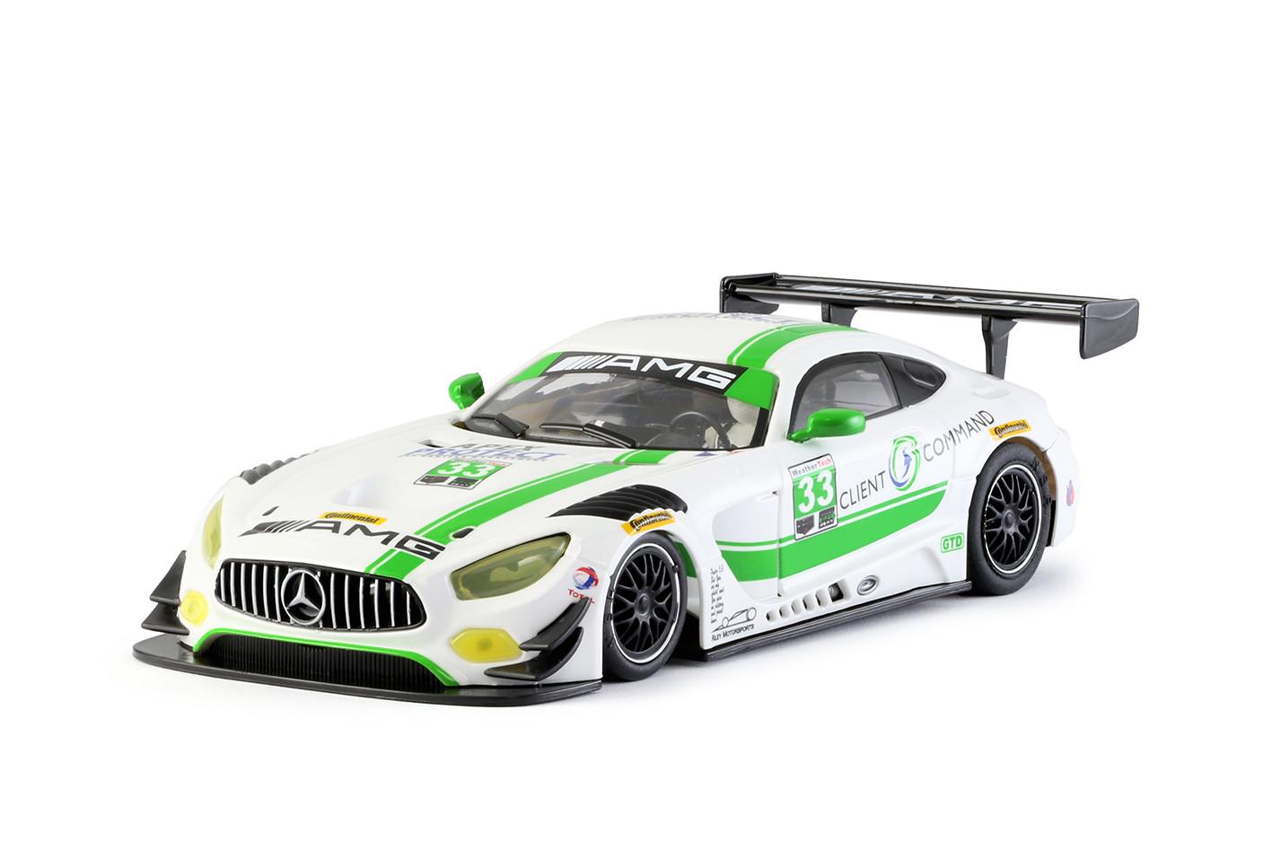 NSR - Mercedes AMG #33, Sebring 2017: 0114AW