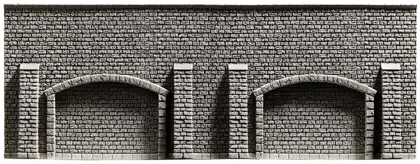 Noch - Muro em Arco (Arcade Wall) XL - Escala N: 34859