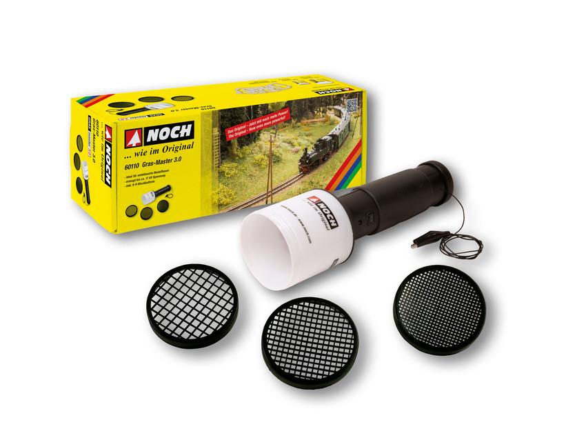 Noch - Gras-Master 3.0 - Flocador Eletrostático: 60110