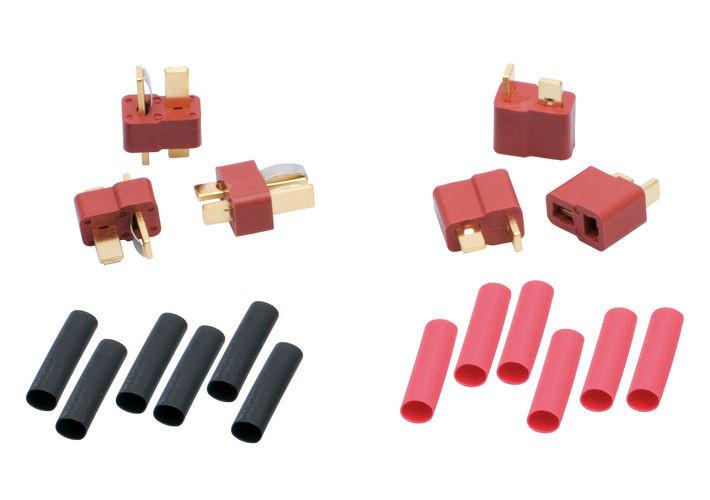 LRP - Conectores US-Style - 3 jogos: 65831