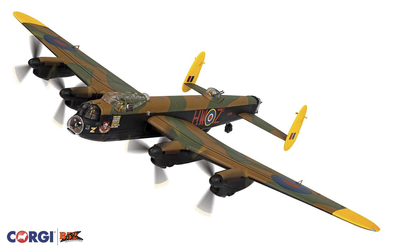 "Corgi - Avro Lancaster B Mk.III ""Grogs The Shot"": AA32627"