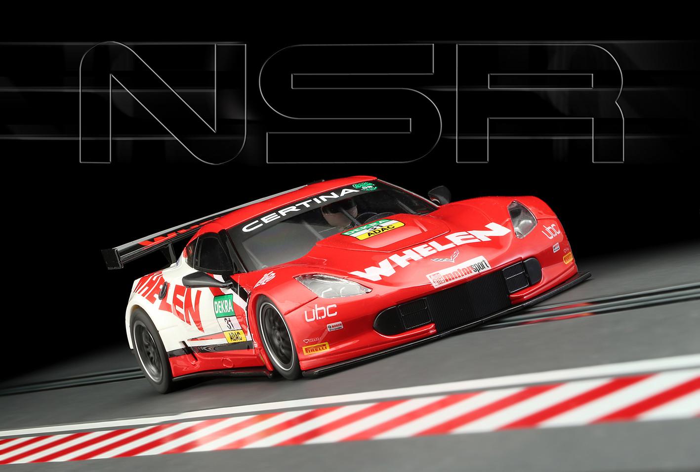 NSR - Corvette C7R #31, Whelen - Edição Especial : 0179AW