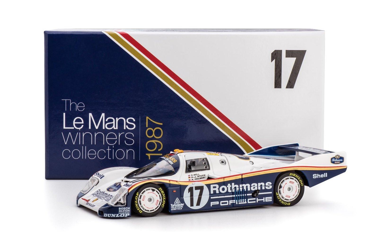 Slot.it - Porsche 962C #17 L. Edition: CW20
