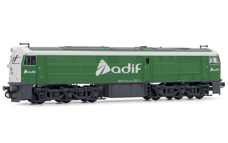 100% originales 60% de liquidación nueva alta calidad Electrotren HO - Locomotiva Diesel: RENFE Adif 321.051 - E3115