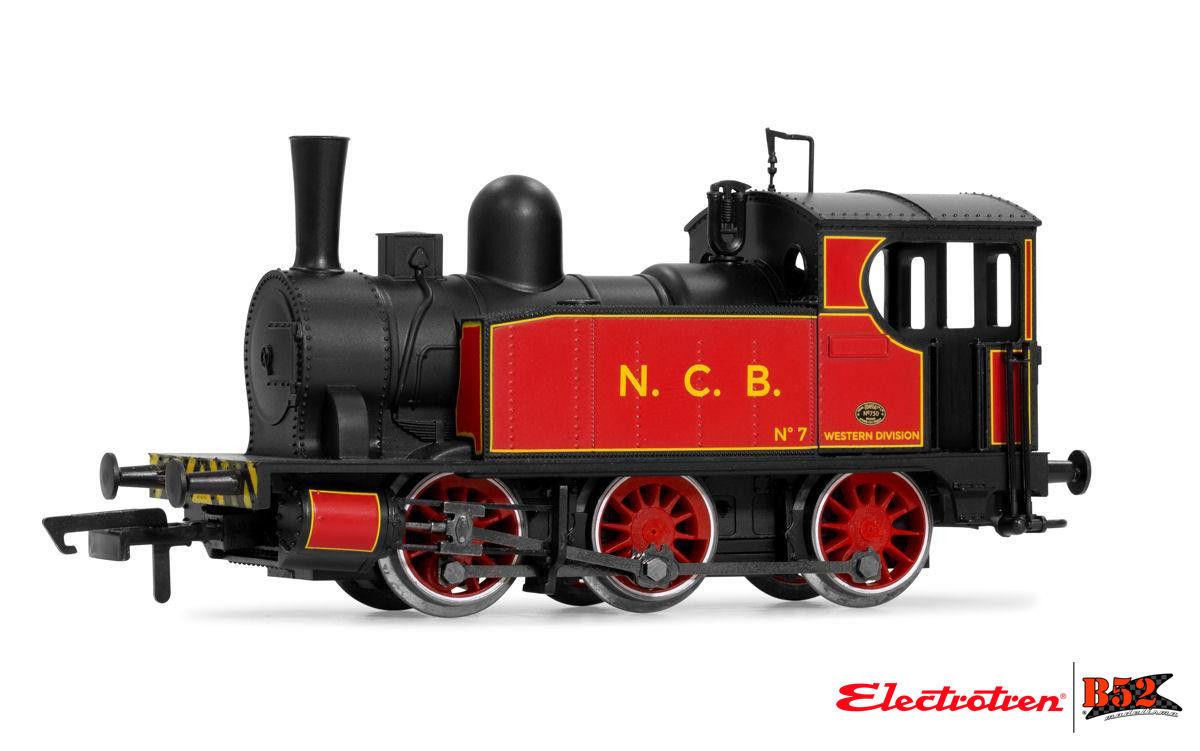 Electrotren HO - Locomotiva Vapor N.C.B. #7: HES2000