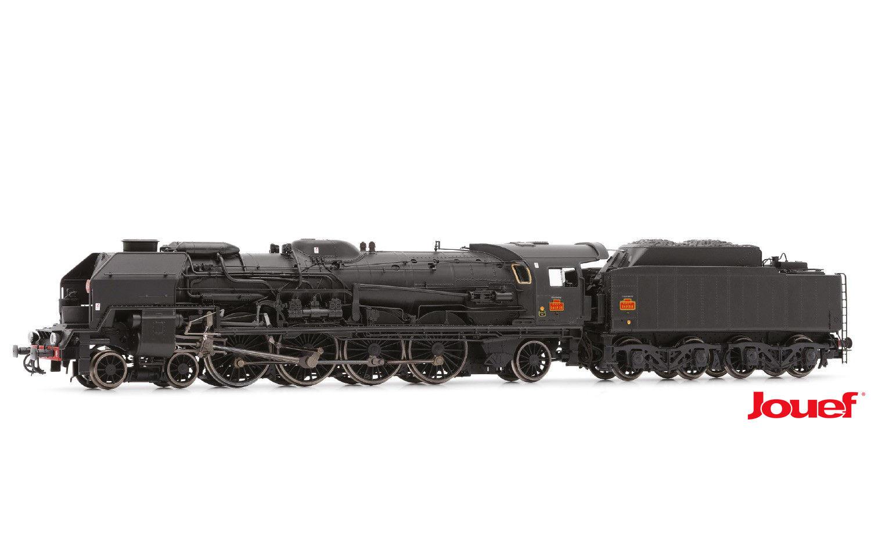 Jouef HO - Locomotiva Vapor 241 P 25, tender 34 P 318: SNCF - HJ2345