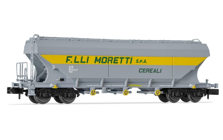 Arnold N - Vagão Hopper Lateral Reta, FS, F.LLI Moretti - HN6385