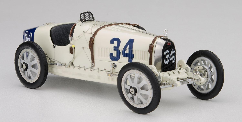 CMC - Bugatti Type 35 #34, Grand Prix - USA: M-100-006