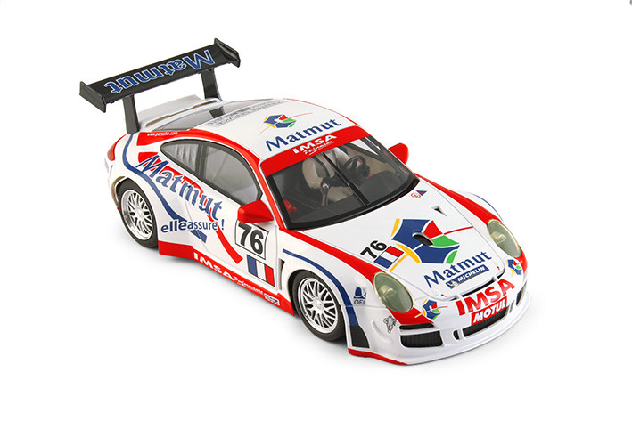 NSR - Porsche 997 Matmut #76 - 24h Le Mans 2007: 0035AW