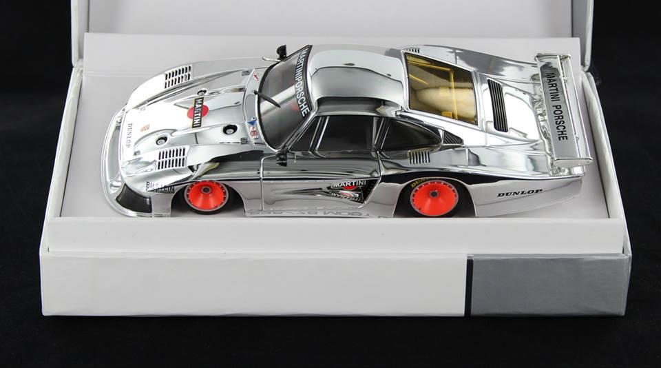 Sideways - Grp 5 - Porsche 935/78 LE Chromed: SWLE02