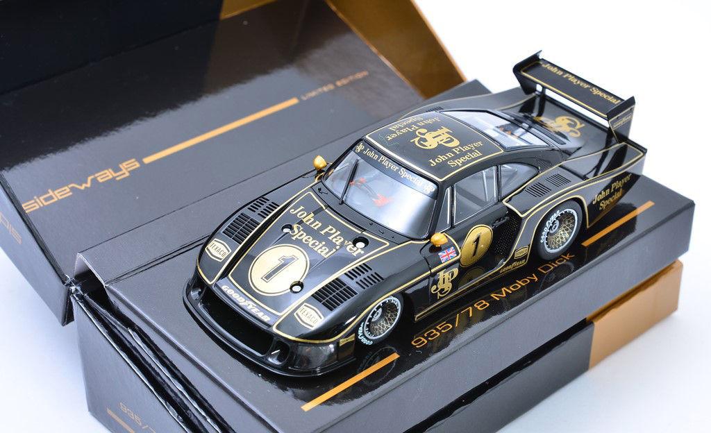 Sideways - Grp 5 - Porsche 935/78 #1 JPS: SWLE04