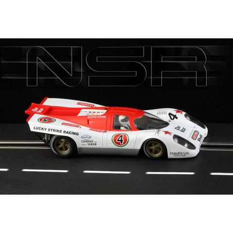 NSR - Porsche 917K #4, Lucky Strike - 9h Kyalami 1971: 0073SW