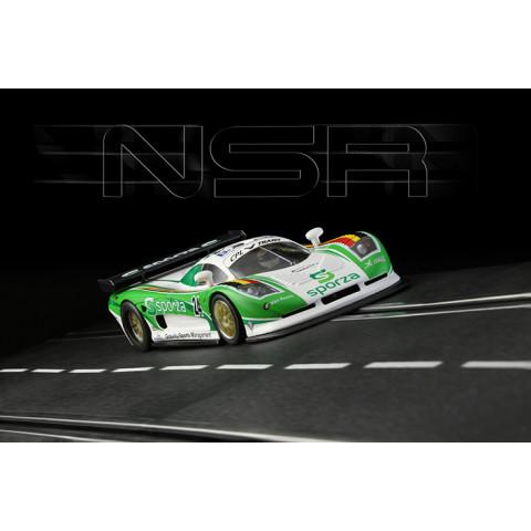 NSR - Mosler MT900R #24, 24h Zolder 2008 - EVO5: 0080SW