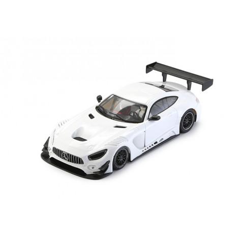 NSR - Mercedes AMG, Test Car White: 0092AW