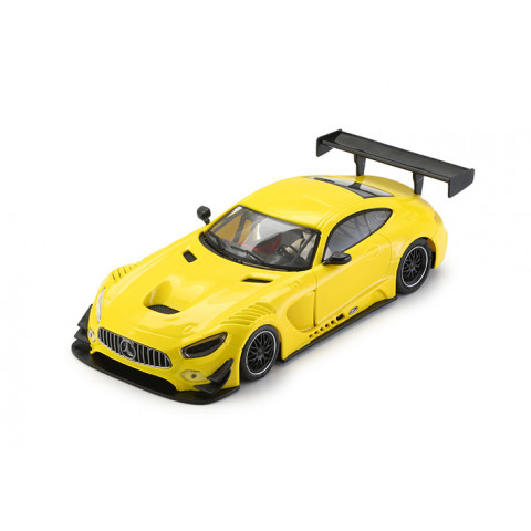 NSR - Mercedes AMG, Test Car Yellow: 0093AW