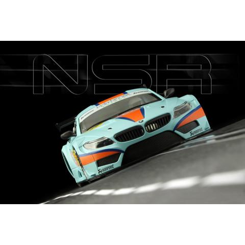 NSR - BMW Z4 #52 - Gulf Edition: 0103AW