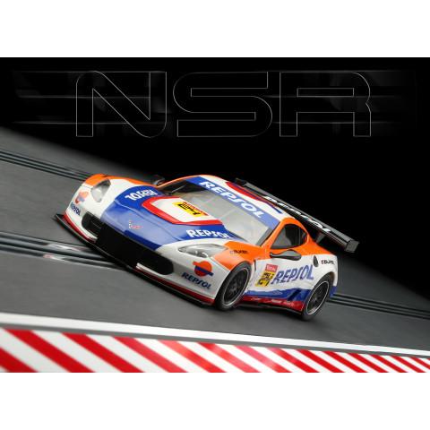 NSR - Corvette C7R #24, Repsol Capô Azul : 0130AW