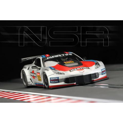 NSR - Corvette C7R #22, Martini Prata : 0160AW