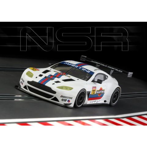 NSR - ASV GT3 #70, GT Martini Branca - 0170AW