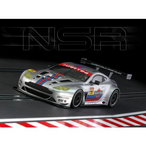 NSR - ASV GT3 #71, GT Martini Prata - 0171AW