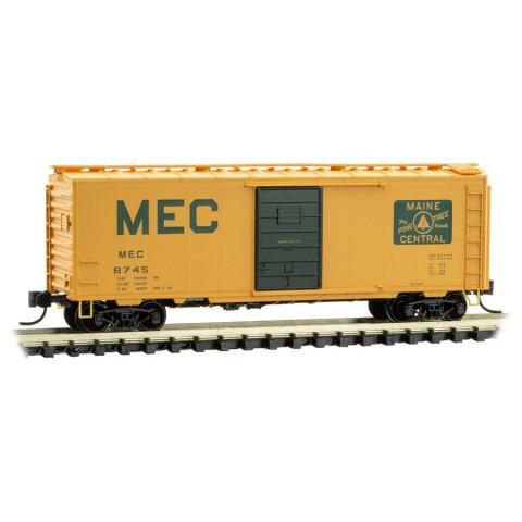 Micro-Trains N - Vagão Fechado de 40' (Box Car) MEC: 020 00 117