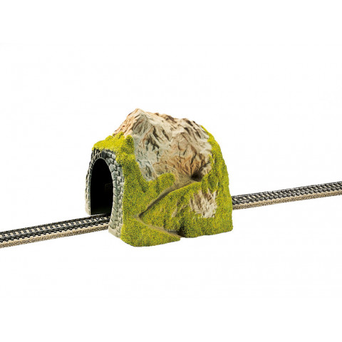 Noch - Túnel Pequeno, Pista Simples - Escala HO: 02120