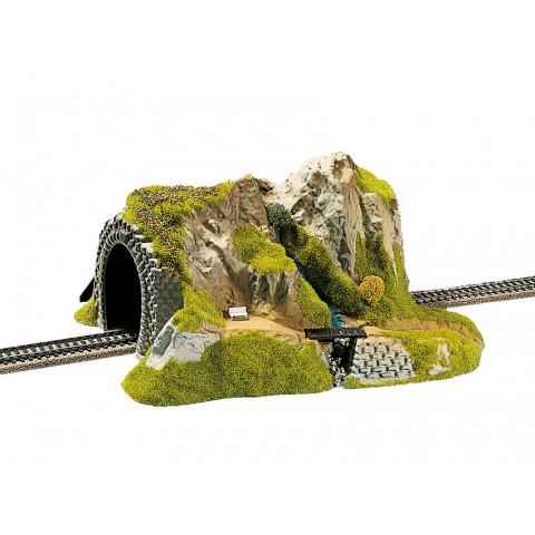 Noch - Túnel Médio, Pista Simples - Escala HO: 02200