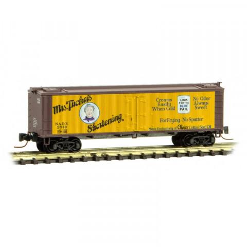 Micro-Trains N - Vagão Fechado de 36' (Box Car) Farm-to-Table #10: 058 00 490