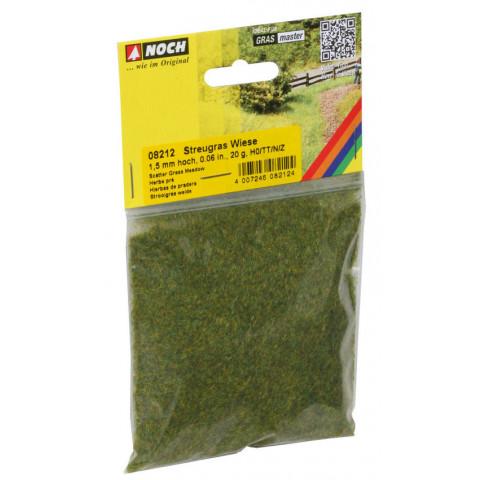 Noch - Grama para Flocagem, Meadow 1,5mm: 08212