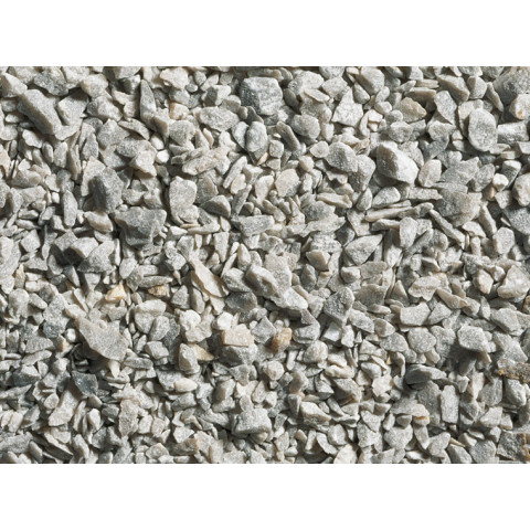 "Noch - Lascas de Pedra ""Lahn"" (Chippings ""Lahn""), Multi Escala - 250g: 09204"