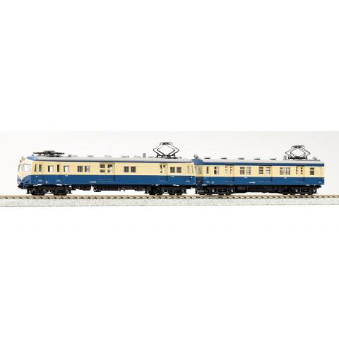 Kato N - Iida Line Kumoni 83 + Kumoni 13, 2 Car Set: 10-1182