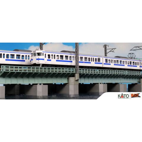 Kato N - Série 415 100 Kyushu, 4 Car Set: 10-1538