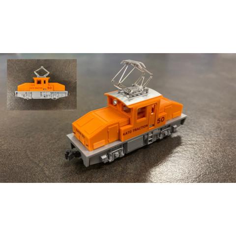 Kato N - Locomotiva Elétrica Steeple Cab, Pocket Line: 10-504-US