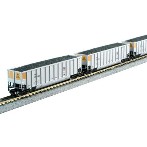 "Kato N - ""Bethgon Coalporter"" Union Pacific, 8 Car Set: 106-4626"