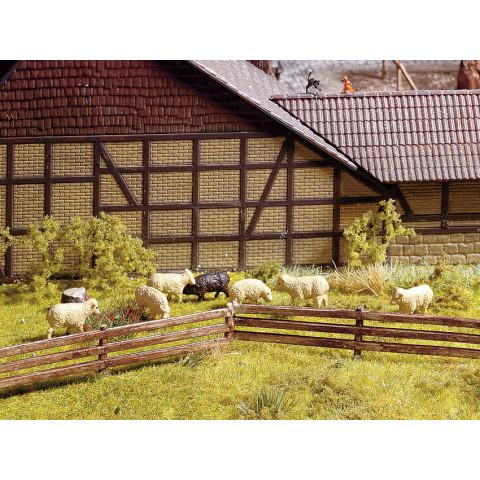 Noch - Cerca de Campo (Field Fence) - Escala HO: 13040