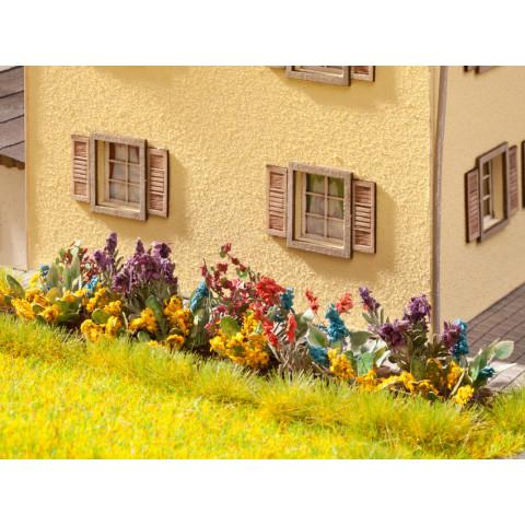 Noch - Jardim de flores (Flower Garden) - Escala HO: 14050