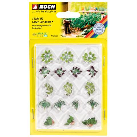 Noch - Plantas para Horta - Escala HO: 14054