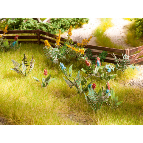 Noch - Plantas e Flores Silvestres - Escala HO: 14056