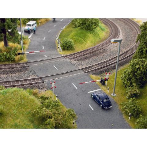 Noch - Cancela (Railway Gates) - Escala HO: 14307