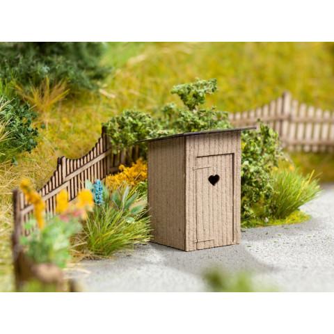 Noch - Casinha, Banheiro Externo (Outhouse) - Escala HO: 14359