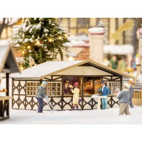 Noch - Mercado Natalino (Christmas Market Stall) - Escala HO: 14392