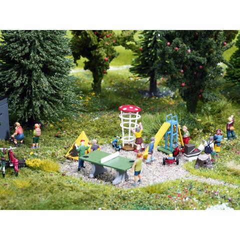 Noch - Equipamentos para Playground - Escala HO: 14814