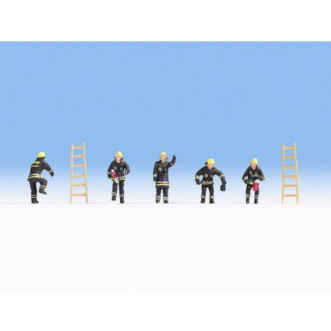 Noch - Bombeiros (Fire Brigade) - Escala HO: 15021