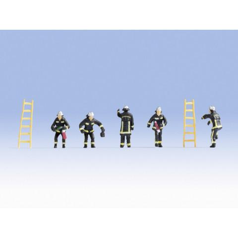 Noch - Bombeiros da França (Fire Brigade France) - Escala HO: 15023