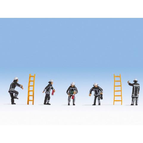 Noch - Bombeiros da Holanda (Fire Department Netherlandes) - Escala HO: 15024