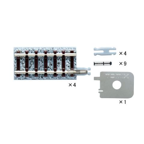TOMIX - Trilho Reta Adaptadora de Pista Simples S35-J: 1529