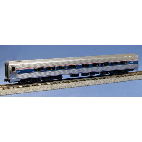 Kato N - Amfleet II Coach Amtrak Phase VI: 156-0951