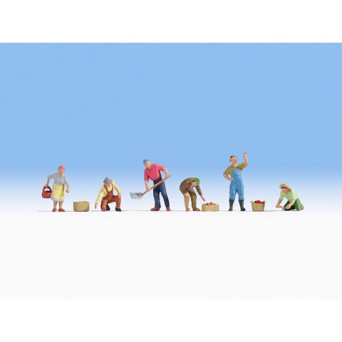 Noch - Agricultores (Harvesters) - Escala HO: 15613